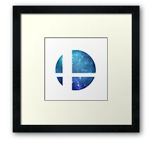 Super Smash Brothers Framed Print