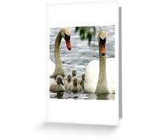 Happy Family Greeting Card