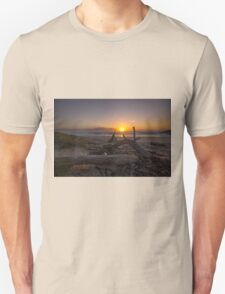 Lighting The Fire... Unisex T-Shirt