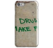 do drugs iPhone Case/Skin