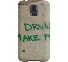 do drugs Samsung Galaxy Case/Skin