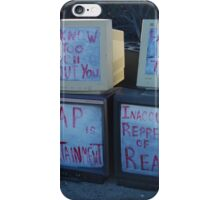 real reality tv iPhone Case/Skin