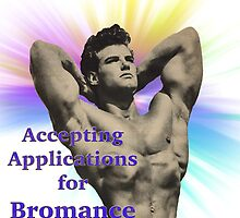 application for bromance by Nephilumboy
