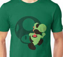 Yoshi (Mario) - Sunset Shores Unisex T-Shirt