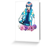 Precious Flower Child Greeting Card