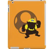 Wario (Mario) - Sunset Shores iPad Case/Skin
