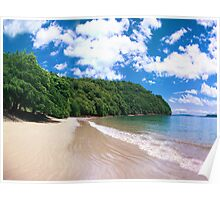 Bahia Piratas, Nature only, Costa Rica Poster