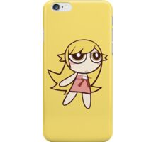 Monogatari – Shinobu Puff iPhone Case/Skin