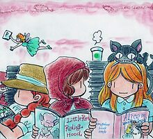 My picture book cafe by akemiemmaito