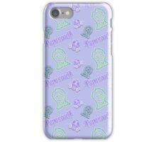 Papa Roach Pastel Pattern iPhone Case/Skin