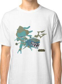 LoL | Minimalist Atlantean Fizz Classic T-Shirt
