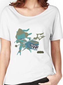 LoL | Minimalist Atlantean Fizz Women's Relaxed Fit T-Shirt