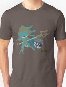 LoL   Minimalist Atlantean Fizz Unisex T-Shirt