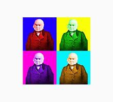 John Quincy Adams Pop Art Unisex T-Shirt