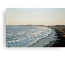 East coast of Australia Canvas Print