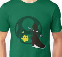 Rosalina & Luma (Mario) - Sunset Shores Unisex T-Shirt
