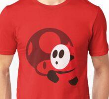 Shy Guy - Sunset Shores Unisex T-Shirt