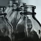 Bottles by Anne Staub