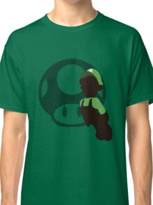 Luigi (Mario) - Sunset Shores Classic T-Shirt