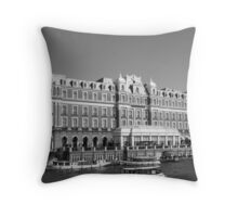 River Hotel  Throw Pillow