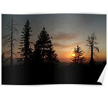 Sunset at Sunset Poster
