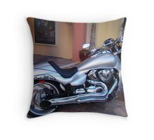 Great Ride  Throw Pillow