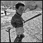 Little Great Man! by Mohsen Bayramnejad