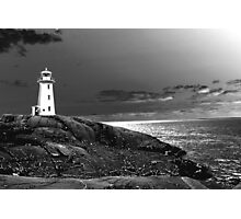 An Enchanting Lookout II Photographic Print