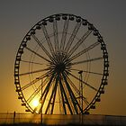 The Big wheel in Jersey by Luckyman