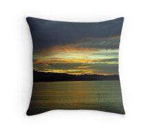 Solomon Islands Sunset Throw Pillow