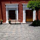 Colonial Courtyard by Ben Ryan