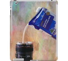 Milk 001 iPad Case/Skin