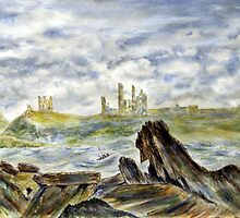 Dunstanburgh by Colin Cartwright