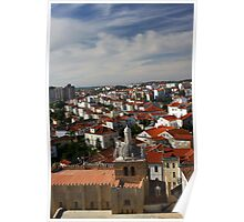 View of Coimbra Poster