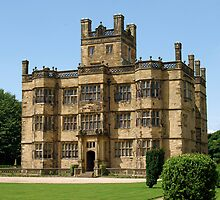 Gawthorpe Hall by shakey