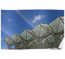 Gare do Oriente Poster