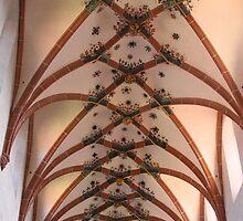 Maulbronn monastery  by SinaStraub