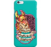 art is anything iPhone Case/Skin