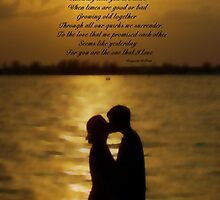 For the one I love by Virginia N. Fred