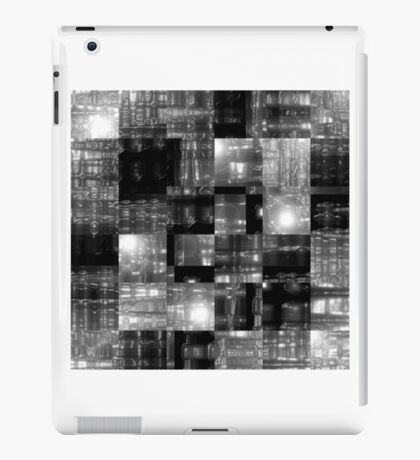 MoveOnArt! VisualTherapyTime3 abstract by Artist Musician Jacob Kane Kanduch -- OmNEtra iPad Case/Skin