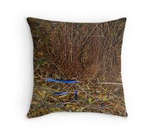 Little Bower Throw Pillow