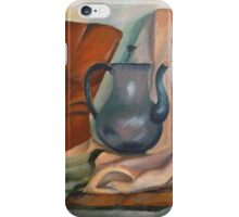 still life with pitcher iPhone Case/Skin