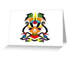Echo Greeting Card