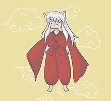 Inuyasha by BrittanyPurcell