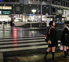 Ikebukuro by werxj