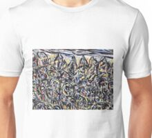 skirmish below Babylon peaks..... Unisex T-Shirt