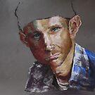 Portrait in Pastel by Pauline Winwood