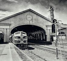 Ballarat Station by raymies