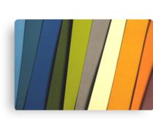 Brochures Canvas Print