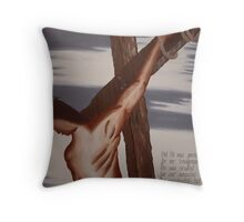 Death for life! Throw Pillow